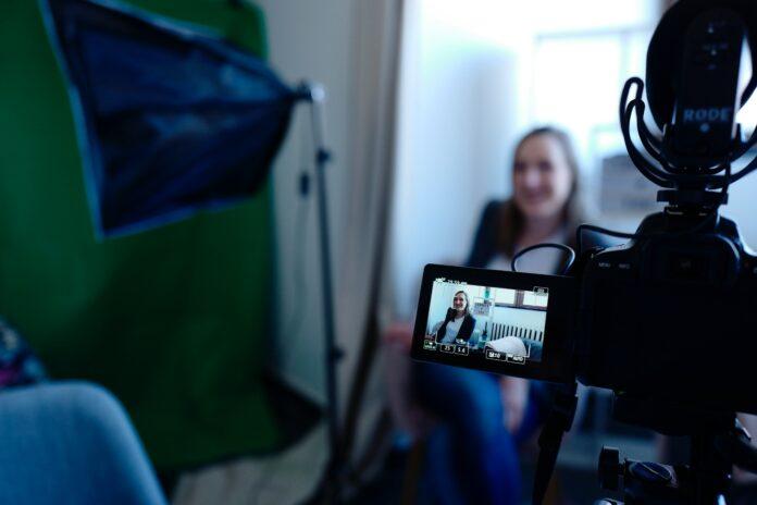 線上課程錄製:線上課程攝影